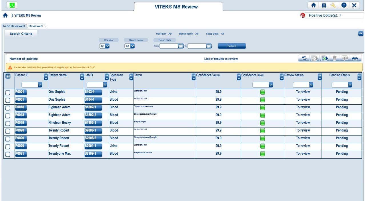 VITEK® MS: Healthcare | bioMérieux